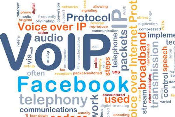 VOIP-Facebook