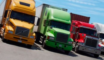 Commercial trucking ELD