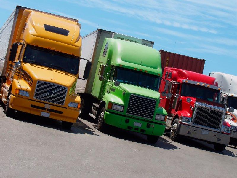 Commercial trucking ELD